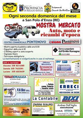 San Polo d'Enza – MOSTRA MERCATO AUTO E MOTO