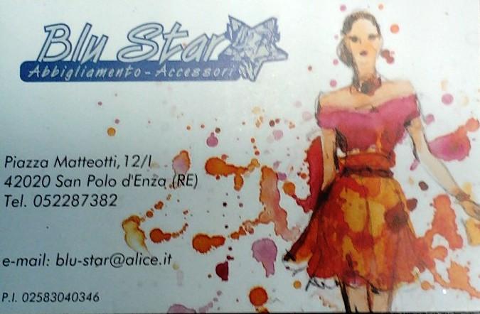 BLU STAR abbigliamento ed accessori moda donna