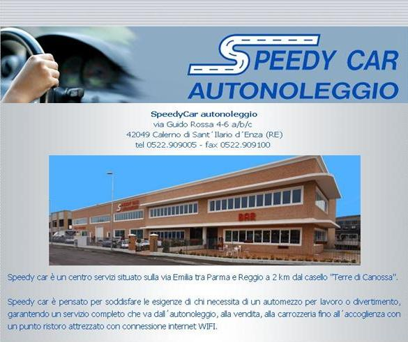 SPEEDY CAR AUTONOLEGGIO