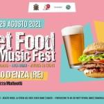 Street Food, Beer & Music Fest 2021